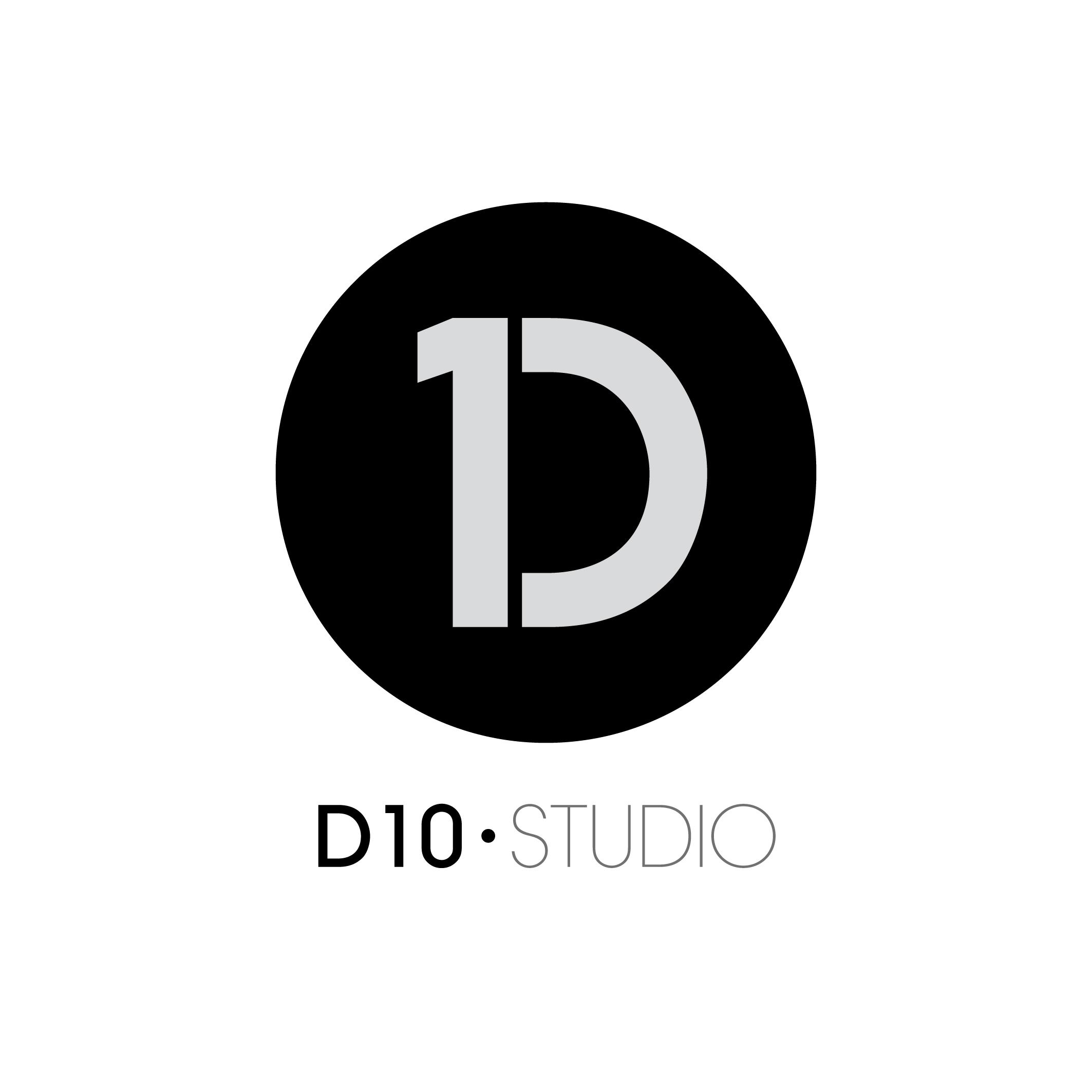 D10 Studio logo