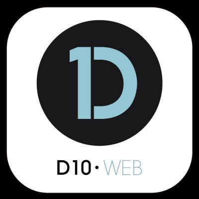 D10 Web
